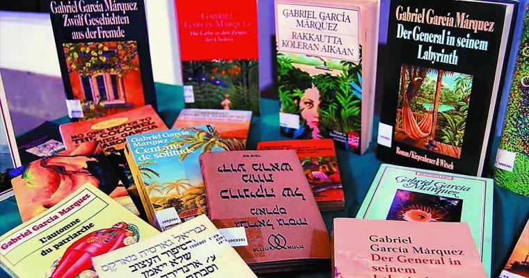 A más de 30 idiomas se estima que ha sido traducida la obra cumbre de Gabriel García Márquez.